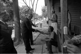 Poverty, Johnson, War on Poverty