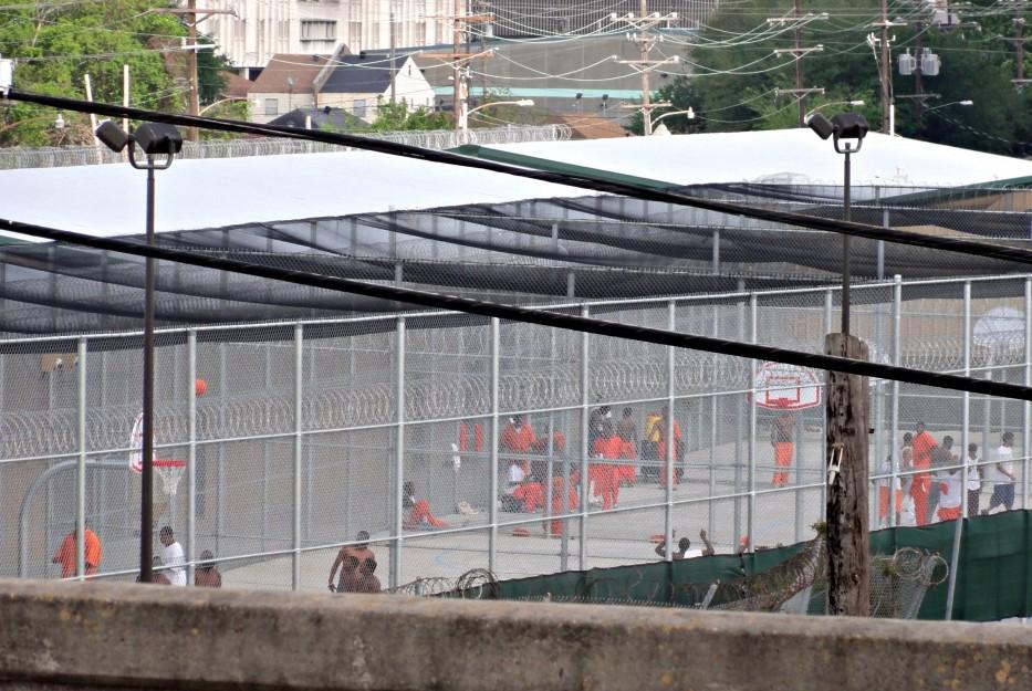Orleans Paris prison, Louisiana (Wikimedia)