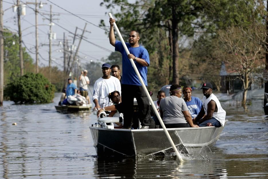 hurricane katrina survivor journal entry creative