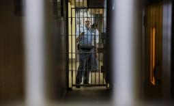 Guard in a prison