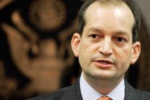 Secretary of Labor, R. Alexander Acosta  (AP photo/Alan Diaz)