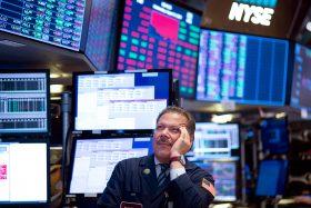 Person at NYSE